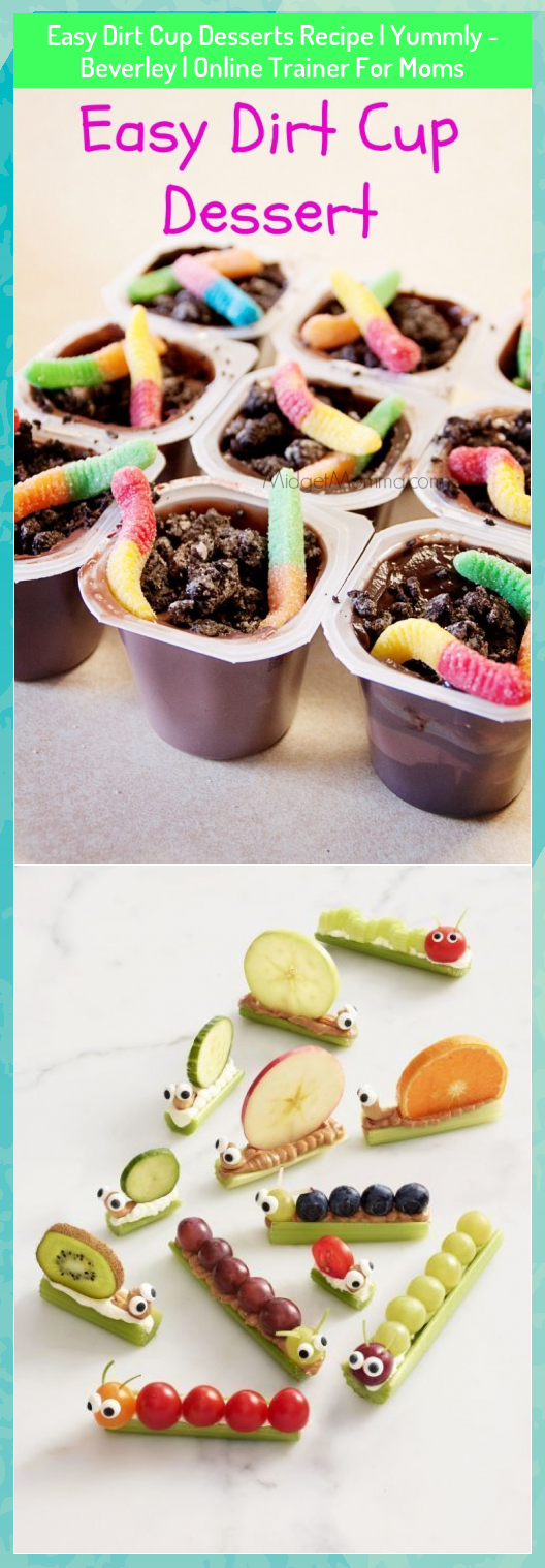 Easy Dirt Cup Desserts Recipe  Yummly  Beverley  Online Trainer For Moms