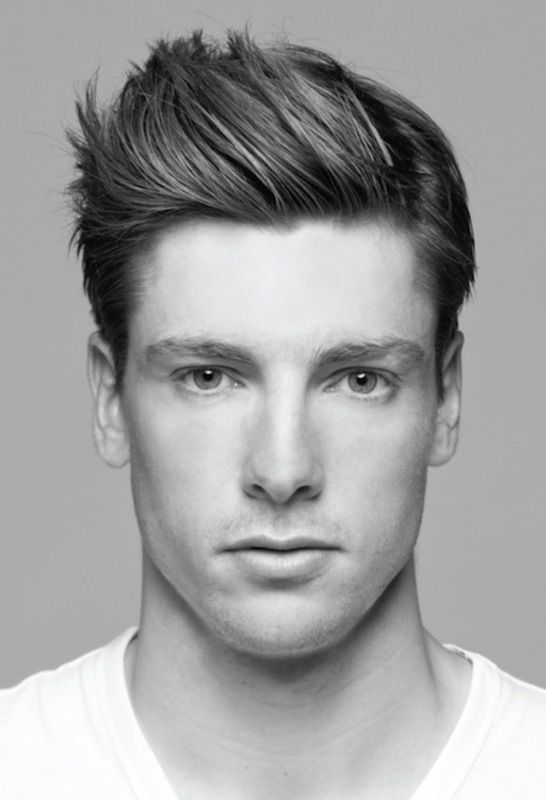 Cool 1000 Images About Men39S Hairstyles On Pinterest Boy Hairstyles Short Hairstyles Gunalazisus