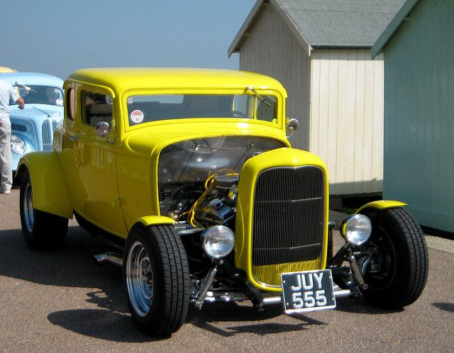 1932 Ford Deuce Coupe American Graffiti Hot Rods Hot Cars