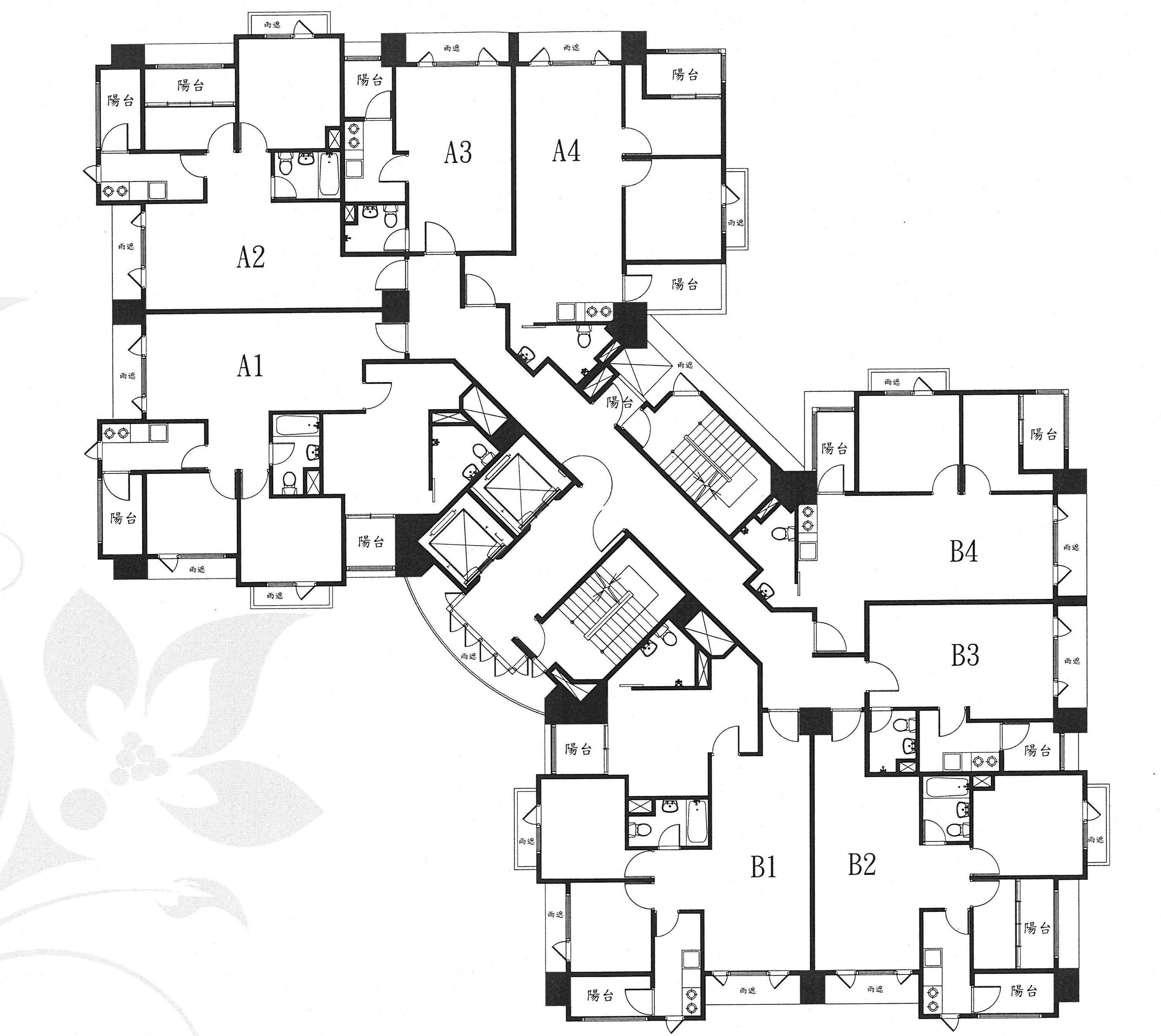 Pin By سمية جبريل On Planes Hotel Floor Plan Hotel Design