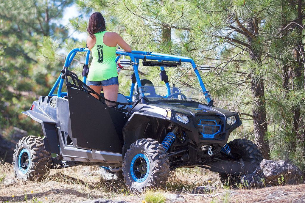 Caution Tank – OFF-ROAD VIXENS CLOTHING CO.