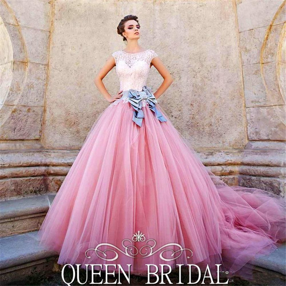 Image result for colored tulle wedding dress | Wedding Style ...