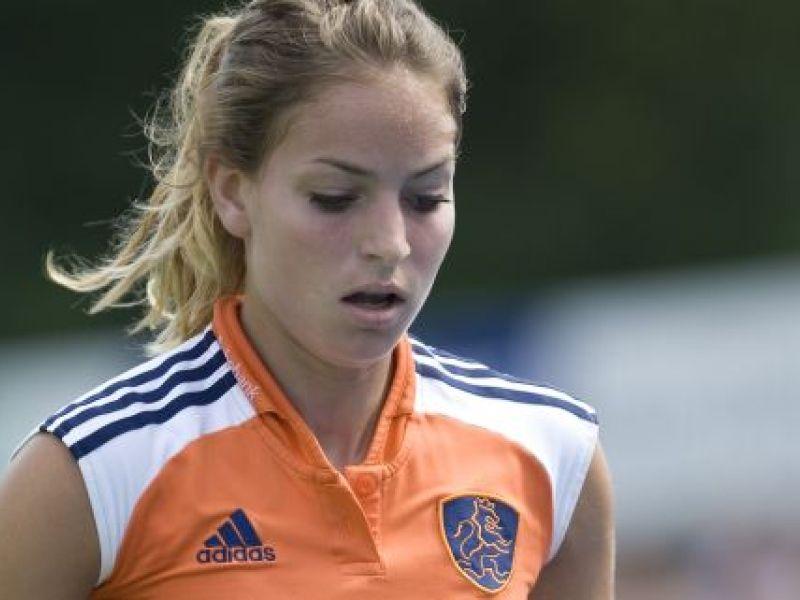Eva De Goede Dutch Field Hockey Player Sportspeople