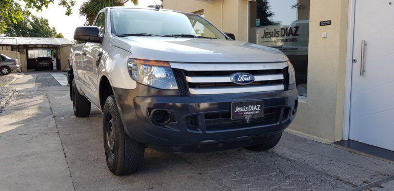 Ford Ranger Xl Safety 2 2 2013 En 2020 Ford Ranger Xl Ford Ranger Ranger