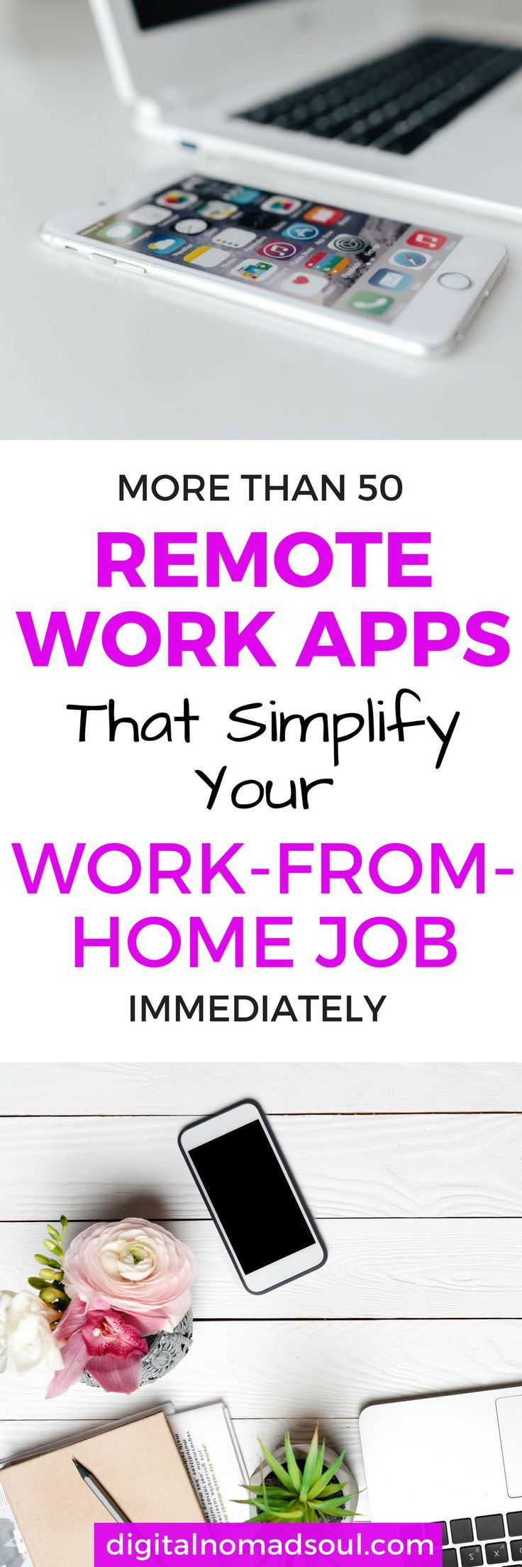 50+ Remote Work Apps that Simplify Your Work-From-Home Job ...
