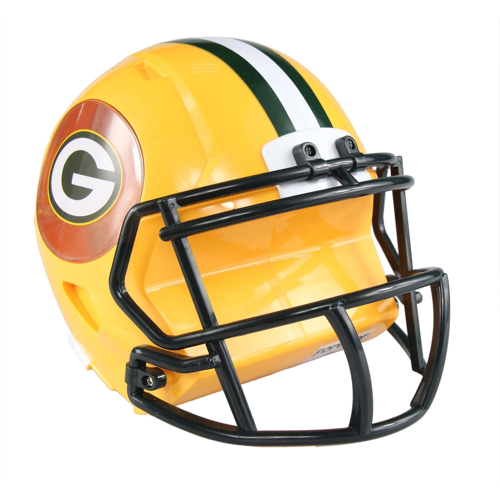 Green Bay Packers Nfl Mini Helmet Bank 1 Green Bay Packers Helmet Nfl Green Bay Nfl Packers