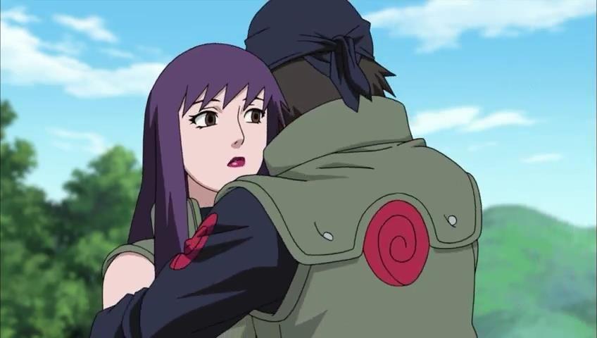 "hayate and yugao"""