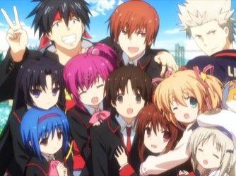 Así va a ser la temporada de otoño en animes.