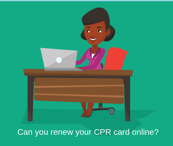 Can You Renew Your CPR Card Online