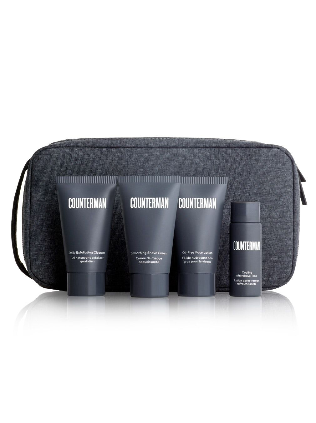 Counterman Travel Set  Finally products for the men!! Www