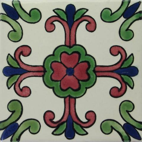 Decorative Mexican Tiles Magnificent Ceramic Mexican Tile  Carolina  Mexicans Design Decoration