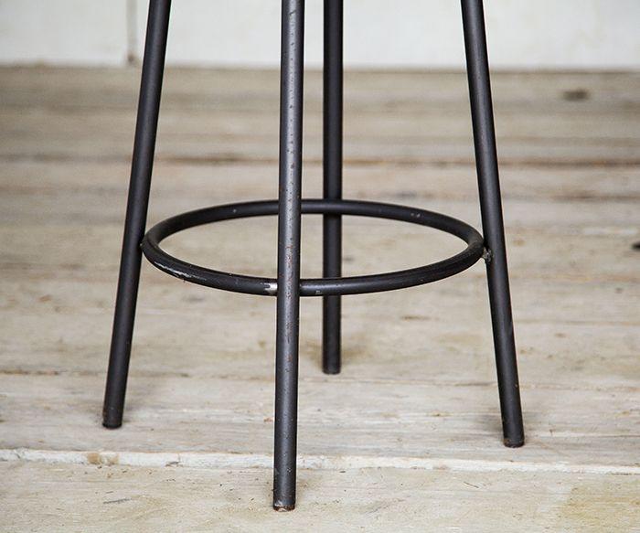 Sgabello a vite legno prodotti sgabelli interior design recupero