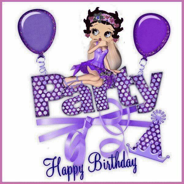 3 Facebook With Images Betty Boop Birthday Happy Birthday Betty Boop Betty Boop Art