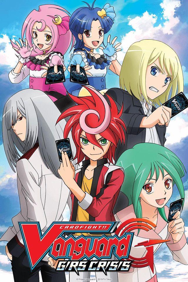 Crunchyroll Cardfight!! Vanguard G Full episodes