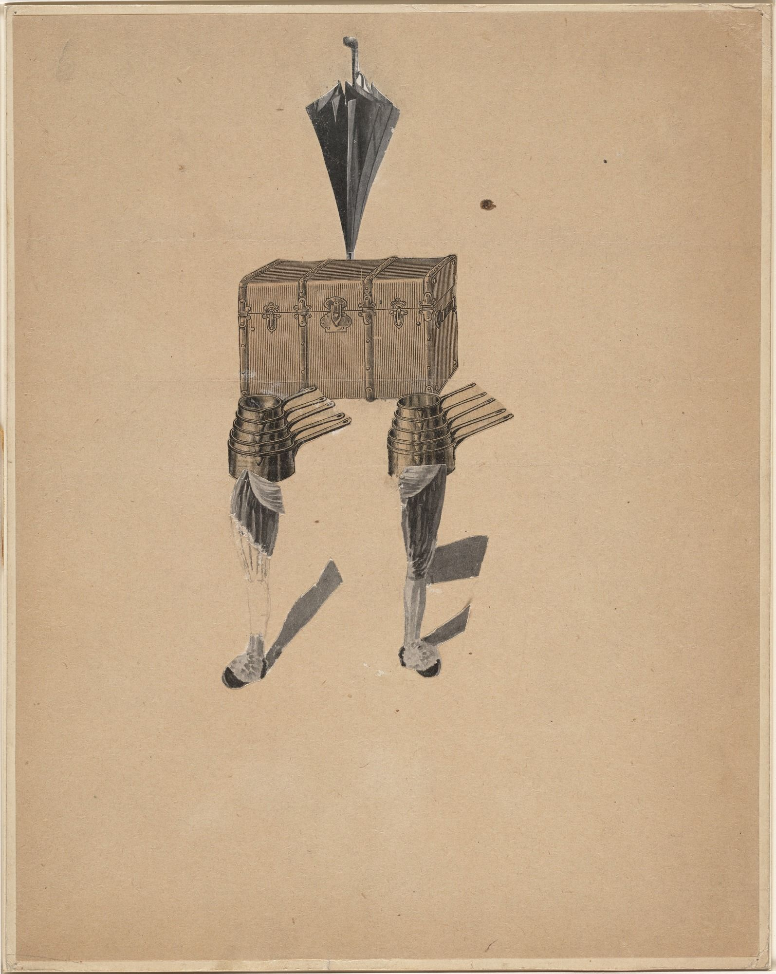 Cadavre Exquis, André Breton, Max Morise,