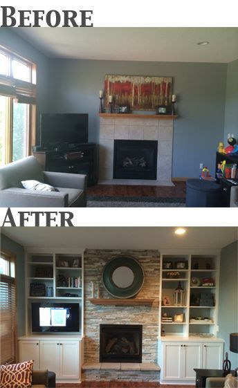 18+ Ideal Living Room Remodel Diy Budget Ideas images