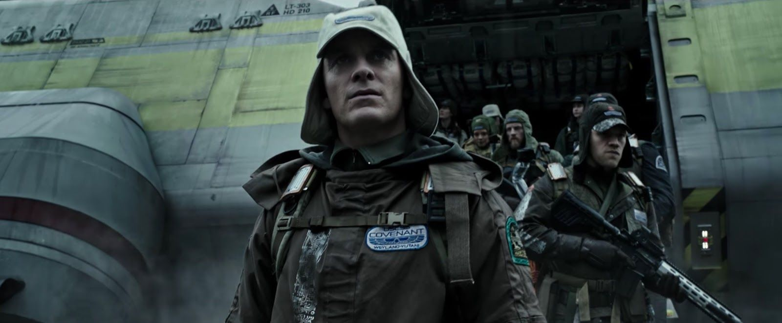 There's a moment early in director Ridley Scott's new film ALIEN COVENANT  that pretty much sets up the remainder of the film. It's abou...