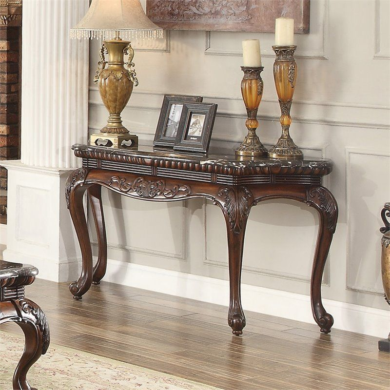 Lowest Price Online On All Homelegance Mariacarla Console