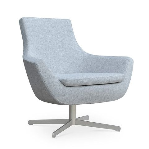 rebecca 4 star swivel lounge chair modern lodge mid century