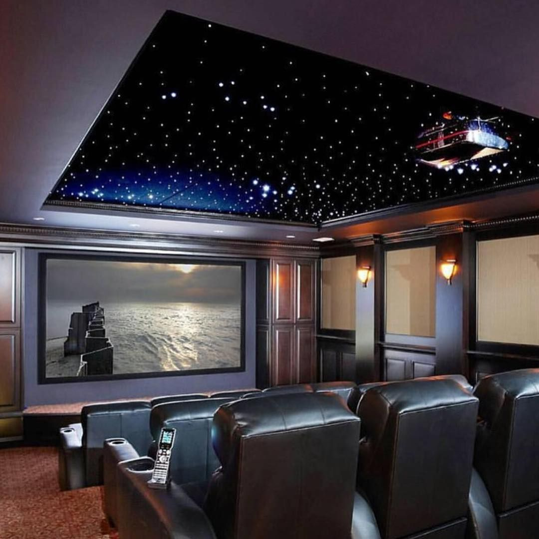 21 Incredible Home Theater Design Ideas Decor Pictures: #interiorselfie Check Out This Magnificent Sky Light