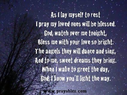 Bedtime Prayers For Adults Children S Prayers Bedtime