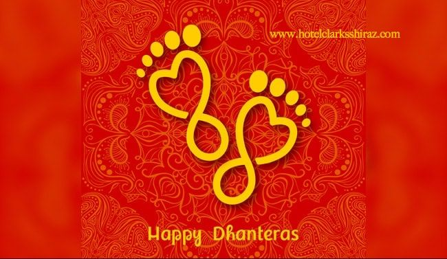 May this Dhanteras celebrations endow you with opulence