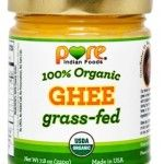 Grassfed Organic Ghee 7.8 Oz - Pure Indian Foods(R) Brand - Latest Shopping Deals
