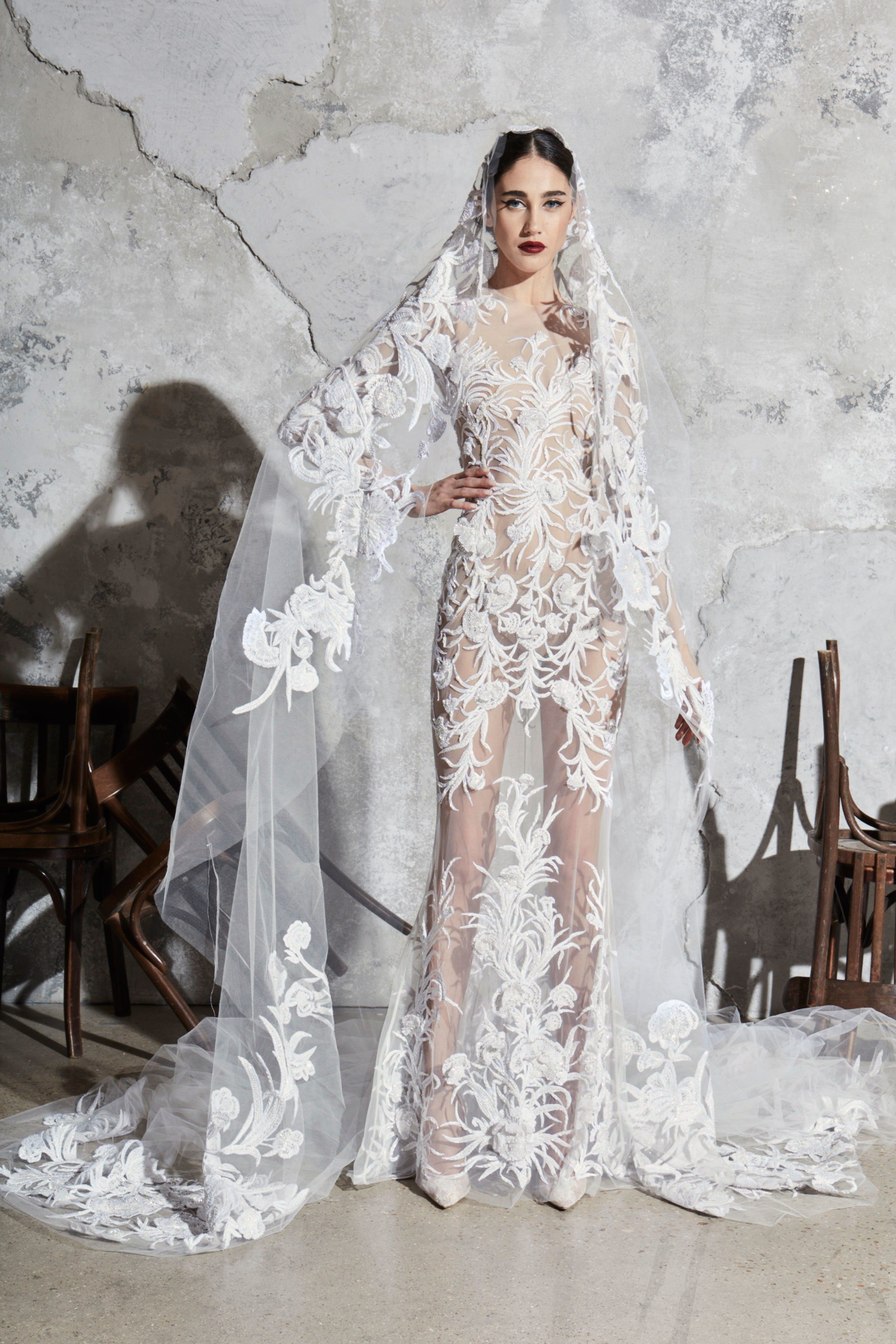 Zuhair Murad Bridal Spring 2020 Fashion Show in 2020