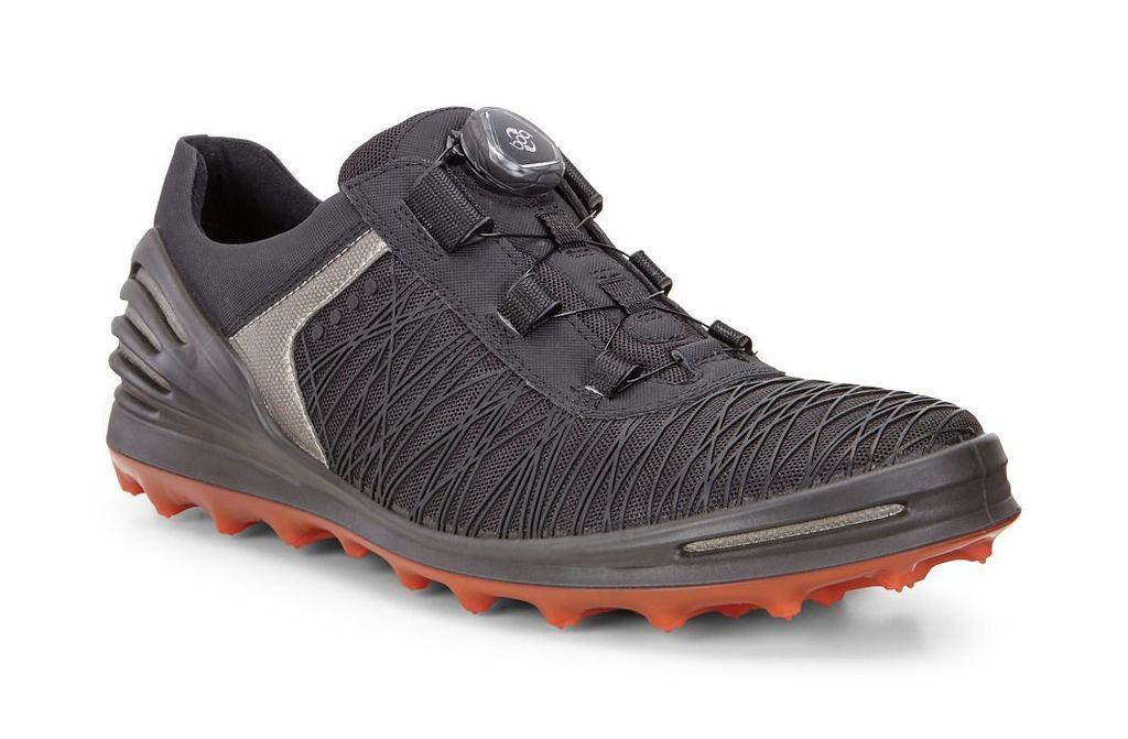 Ecco Mens Cage Pro Boa Golf Shoes Mens Ecco Shoes Men