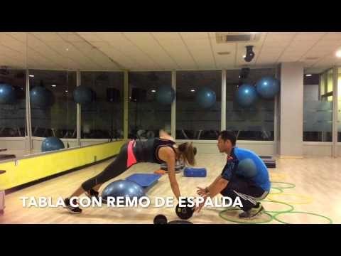 Entrenamiento funcional sergio romero personal trainer - YouTube