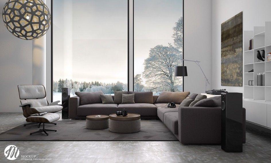 Living room large sliding glass doors floor to ceiling - Living room sliding doors interior ...
