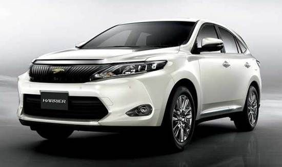 2017 Toyota Harrier Price And Release Date 2017 Toyota Harrier Price And Release Date – In 2017 Toyota is relied upon to push the unmistakable and peculiar stylings of its Harrier model signi…