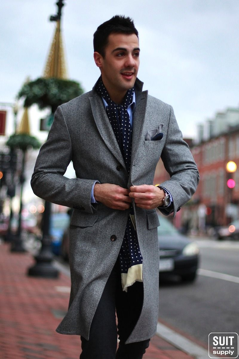 d65e17b4058e01 suitsupply  The Last Layer It s the most important one this time of year. A  key part of being stylish is being comfortable in your clothes