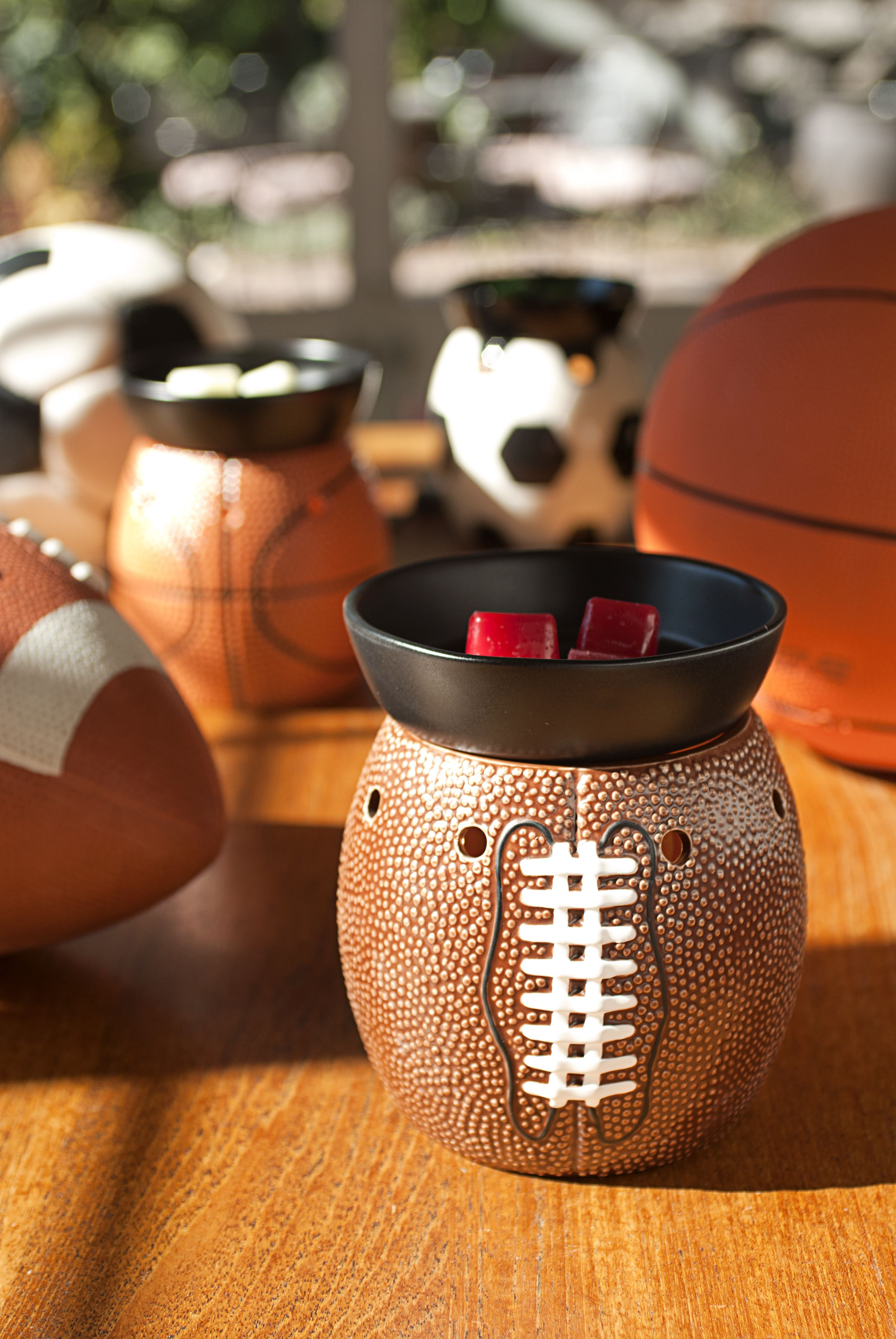 Game Day Warmer From Scentsy Scentsy Scentsy Warmer Candle Wax Warmer