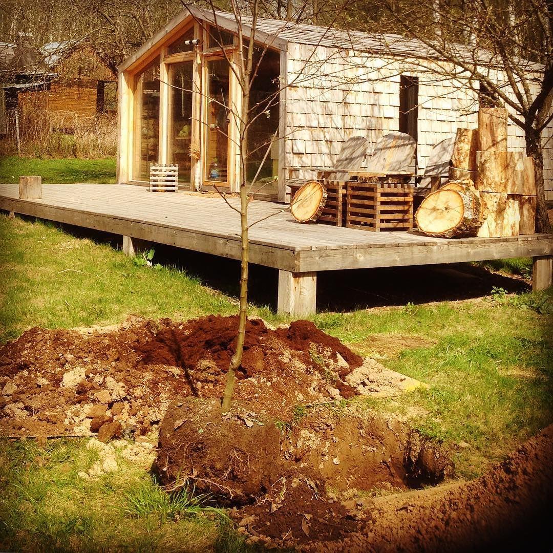 Fabprefab Построил дом- посади дерево! #dubldom #modularhouse #modular