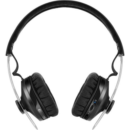 Sennheiser Momentum M2 Wireless On Ear Headphones Black Alternateview16 Zoom Headphones Black Headphones Sennheiser