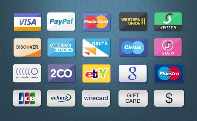 Limits Varying For Different Types Of Credit Cards Types Of