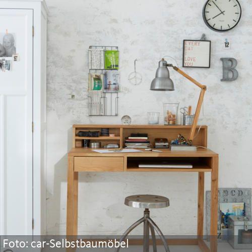 minimal office   Home Sweet Home   Pinterest   Stahl, Arbeitszimmer ...