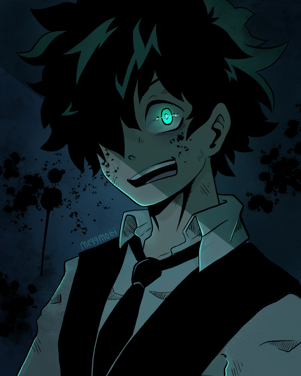 Tumblr Is A Place To Express Yourself Discover Yourself And Bond Over The Stuff You Love It S Where Your Interests Conne Villain Deku Hero Deku Boku No Hero