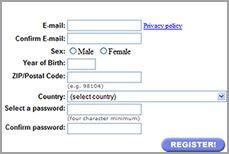 No les hagas llenar a tus sucriptores interminables formularios en línea, ni que hagan clic a través de varias páginas ni les solicites proporcionar información innecesaria.