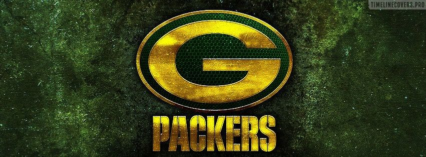 Green Bay Packers Grunge Logo Facebook Cover Logo Facebook Packers Green Bay Packers