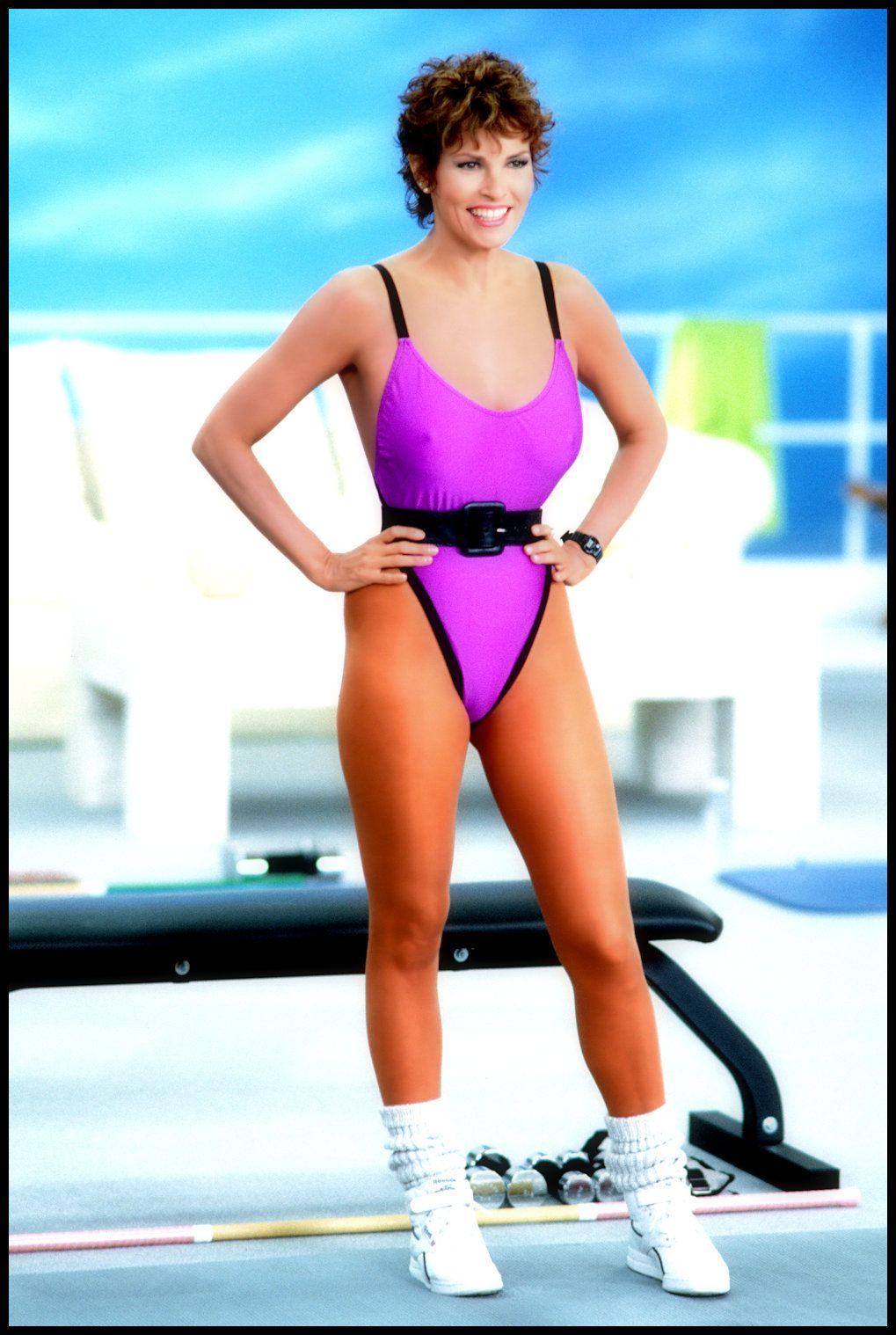 Raquel Welch   Pinups   Raquel welch, Retro fitness, 80s ...