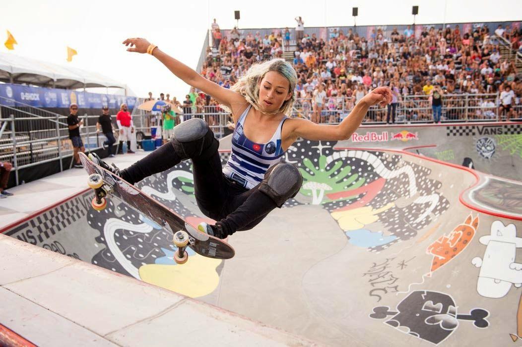 Pin on Skater Girls