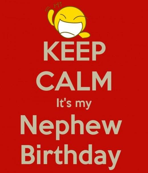 42 Happy Birthday Wishes For A Nephew