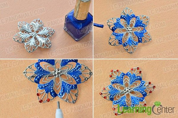 Decorate The Br Brooch Base