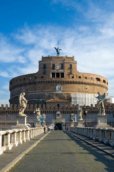 Castel Sant'Angelo, Vatican City