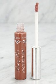 Give yourself an instant boost of confidence with the Lucy B Nudie Nude Tinted Lip Gloss! Shimmery nude lip gloss gives you a shiny, tinted finish while natural ingredients protect your pout. Ingredients: Polybutene, Sunflower Seed Oil, Octyldodecanol, Hydrogenated Polyisobutene, Castor Seed Oil, Candelilla Wax, Carnauba Wax, Caprylic/Capric Triglyceride, Trihydroxystearin, Laminaria Ochroleuca Extract, Alaria Esculenta Extract, Phenoxyethanol, Ethylhexyl Methoxycinnamate, Butyl…