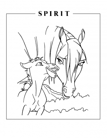 Spirit Coloring Pages Coloring Rocks Horse Coloring Pages Family Coloring Pages Coloring Pages