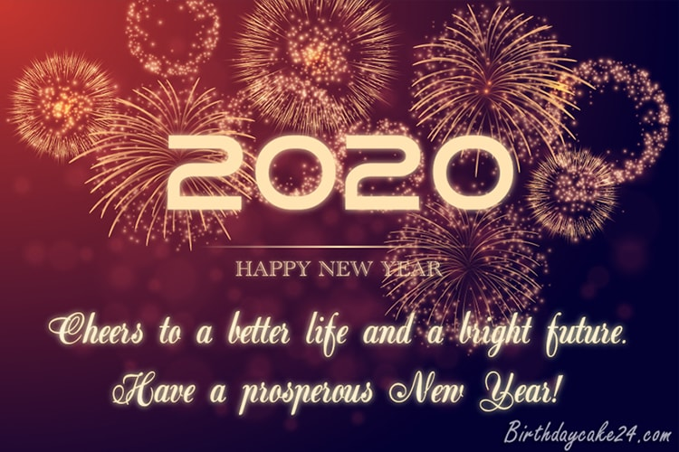 New Year's 2020 eCards & Greeting Cards Online New year