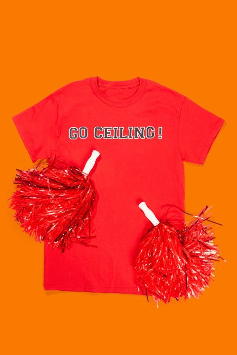 30 genius last minute halloween costume ideas ceiling fan this costume couldnt be easier use black adhesive letters to aloadofball Image collections